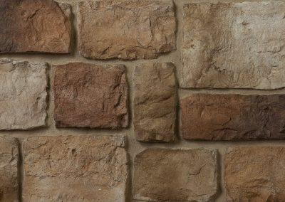 19th Century Stone in Pecan