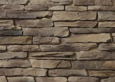 Ledgestone Series Stone in Hickory