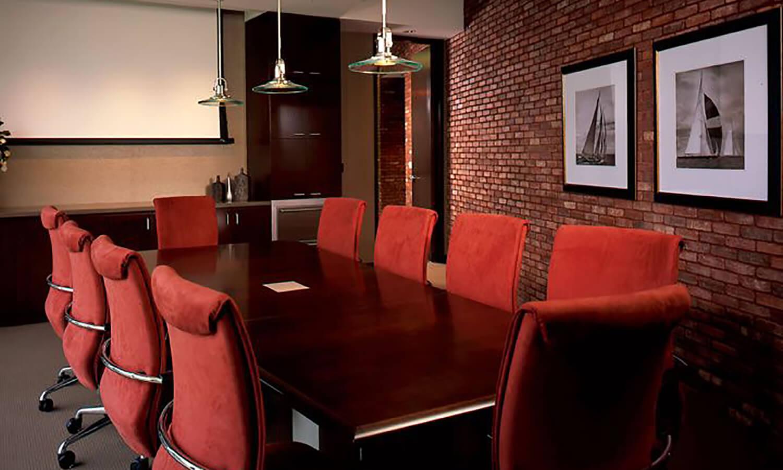 English Pub Brick - Conference Room