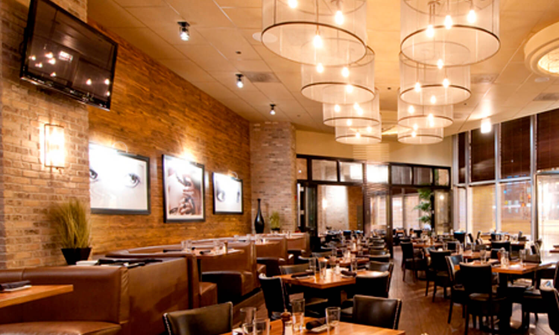 Ironworks Brick - Prime Bar Restaurant Chicago