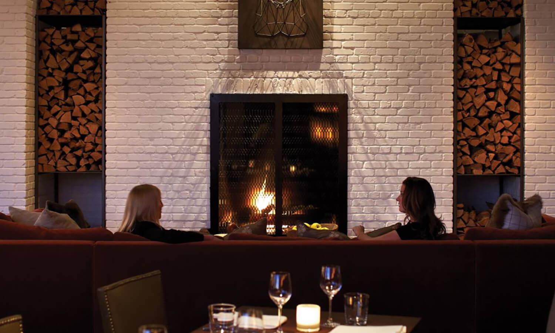 Towerbridge Painted Thin Brick - Baltimore Restaurant
