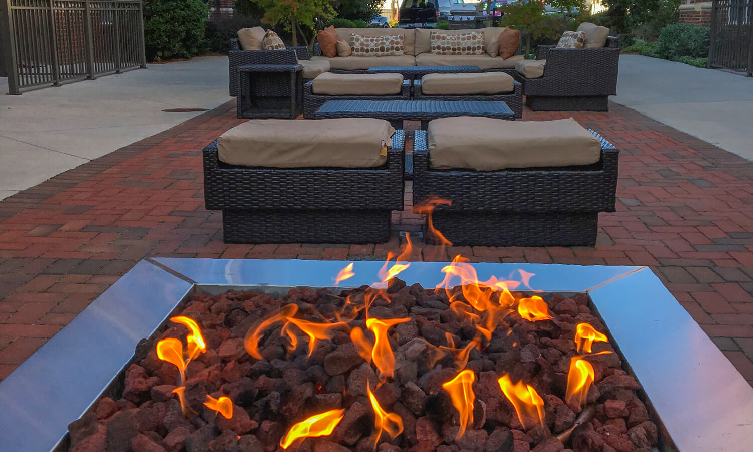 Pathway Rull Range Paver - Pinehall Firepit