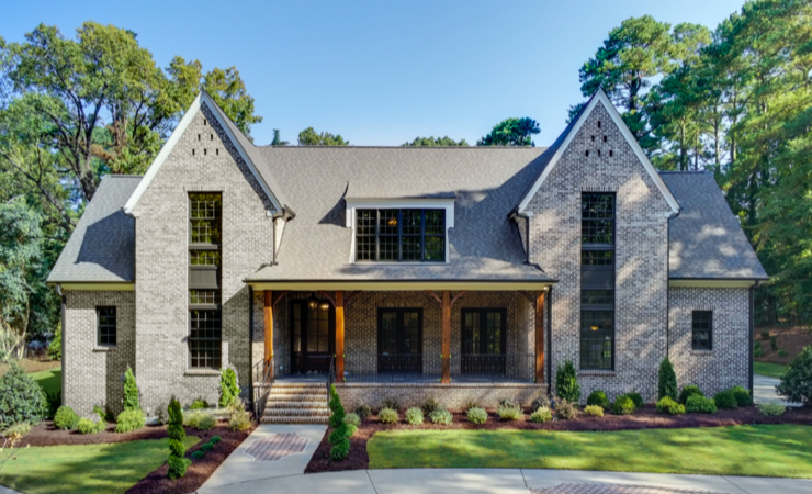 Brick for Craftsman Style Homes