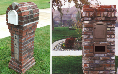 Improving Curb Appeal with Brick
