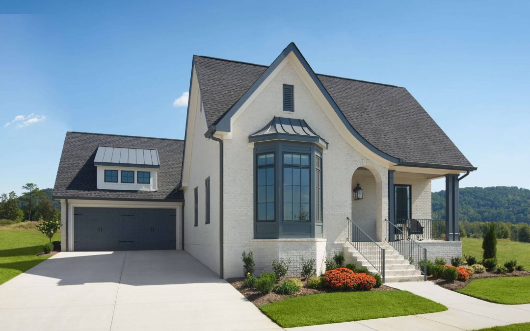 How to Pair Brick with Exterior Paint Colors